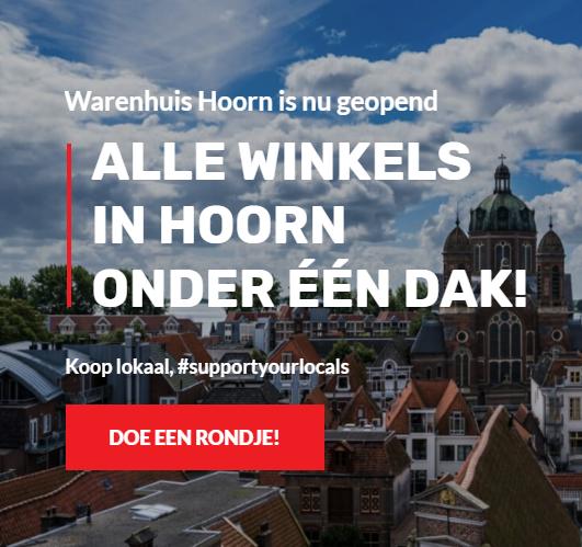 Lancering Warenhuis Hoorn