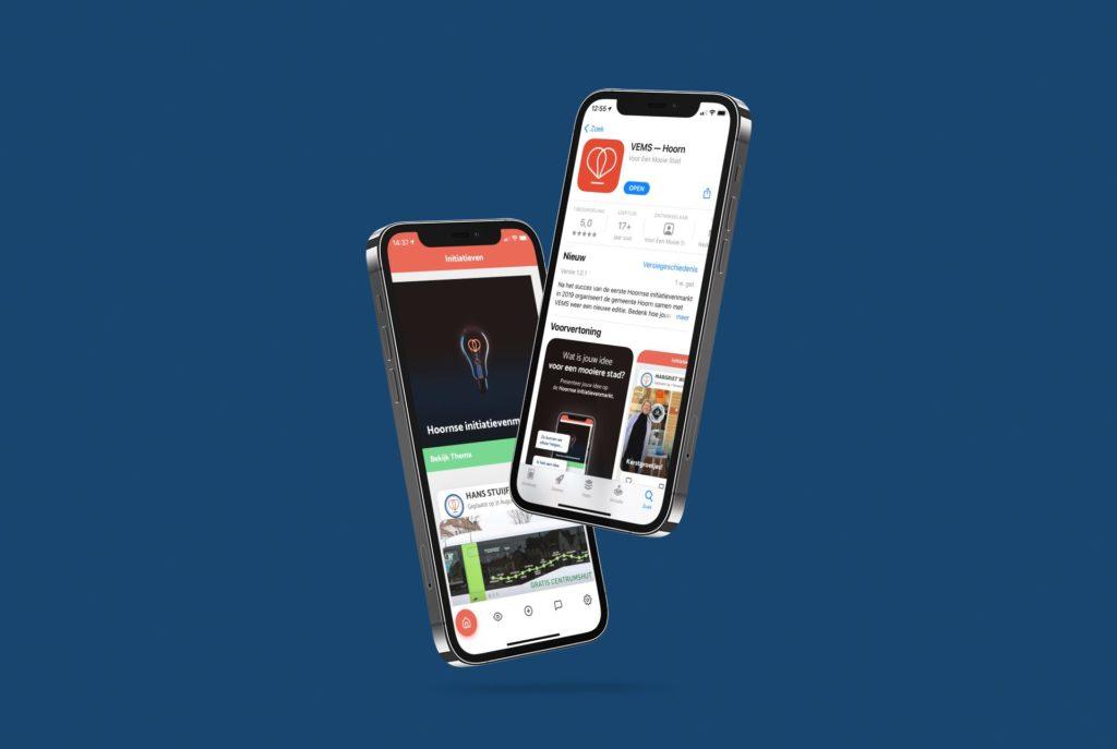 De VEMS app